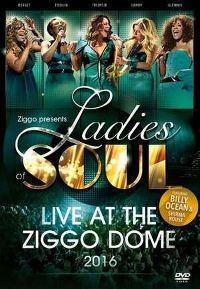 Cover Ladies Of Soul - Live At The Ziggo Dome 2016 [DVD]